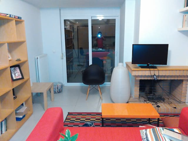 Modern apartment in Athens, next to the metro - Chalandri - อพาร์ทเมนท์