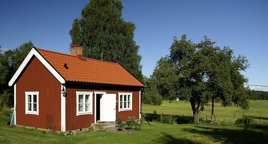 Historical country house close to Stockholm and Uppsala