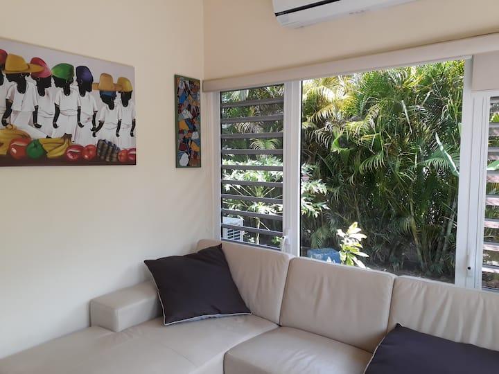 Tropical Paradise Villa in the Caribbean
