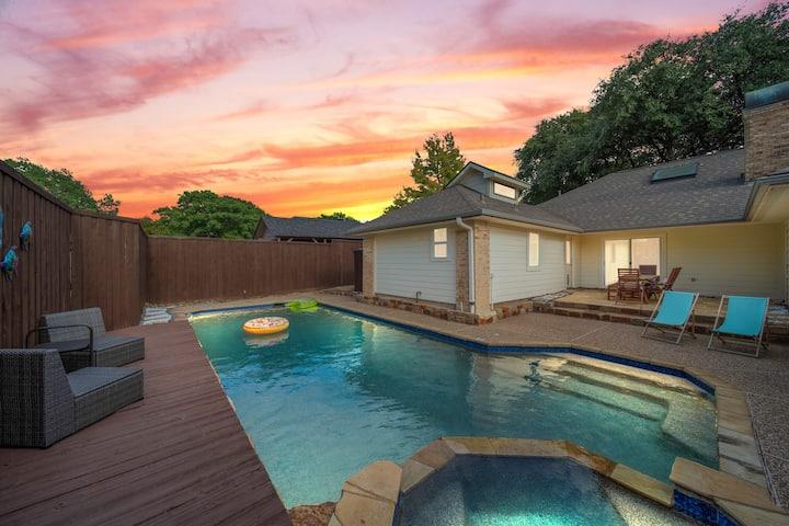 Ultimate Comfort Design Pool & Sun in Plano TX