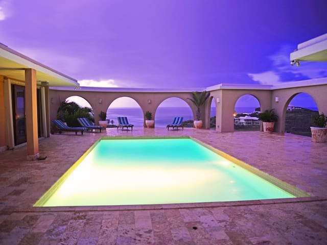 Private Pool, Ocean View-Virtual Tour - Christiansted