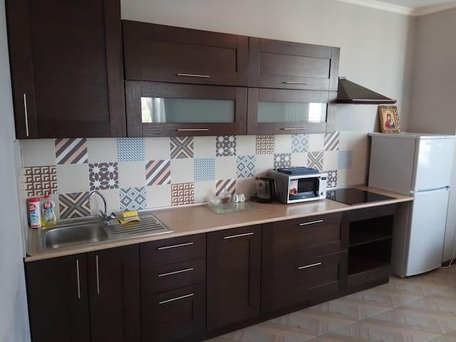 Новая Квартира  в новом Доме ЖК Калипсо-2