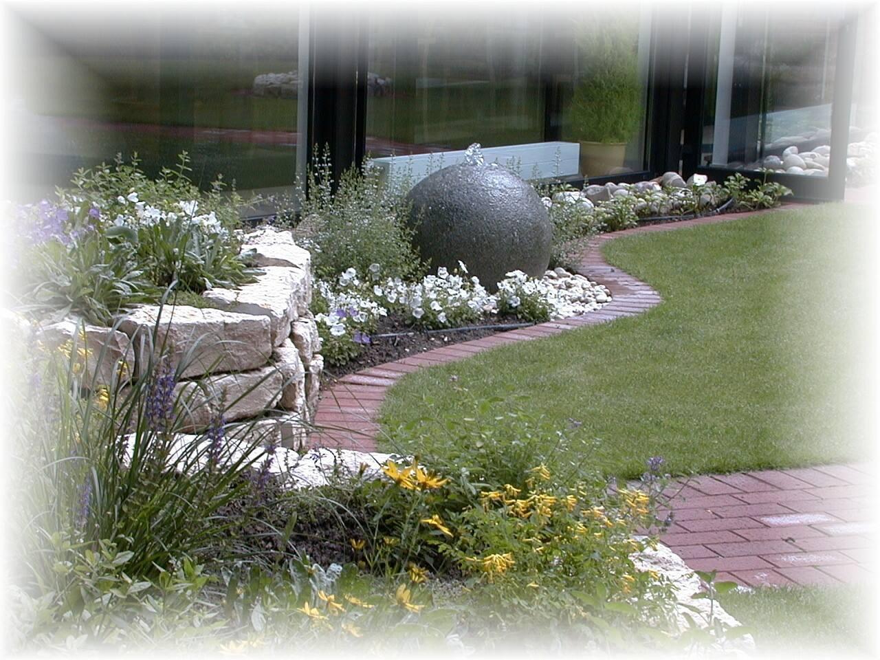Unser Garten für deine Erholung