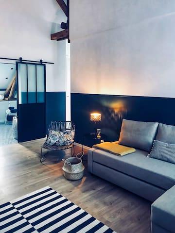 Bel appartement à Luxembourg - Route de Thionville