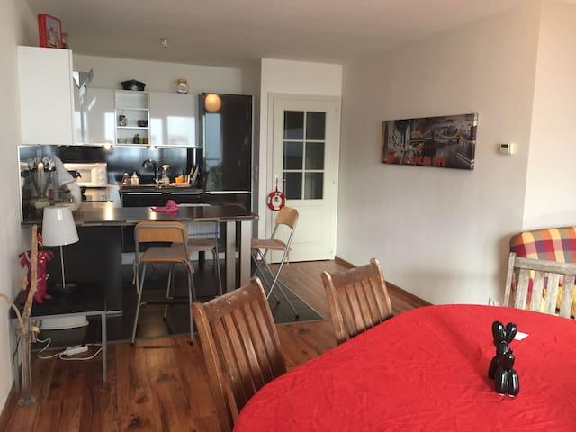 L'appartement des remparts