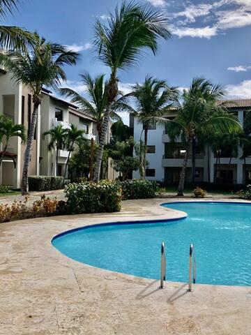 Quiet Paradise in The Caribbean