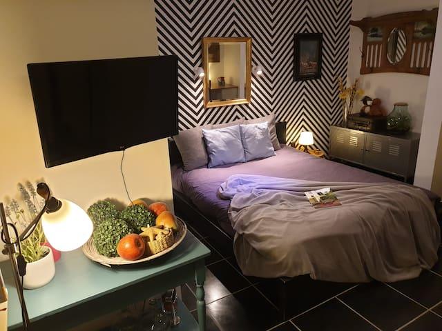 Appartement 170m2 met 4 slaapkamers en terras