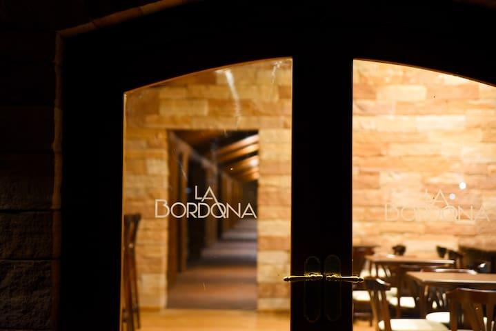 Hosteria La Bordona