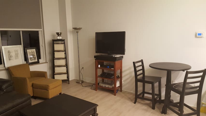 Luxury Downtown Cleveland Flat / Parking Included - Cleveland - Loft