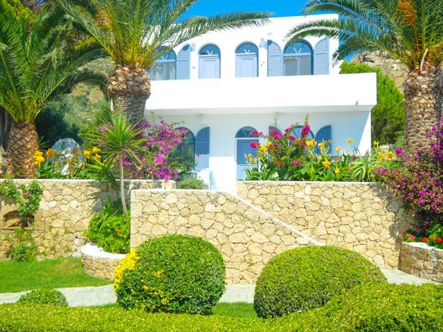 Studio 1 in Greek paradise
