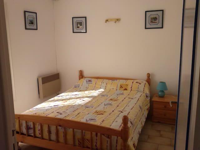Appartement 2 pièces en bord de mer - Saint-Hilaire-de-Riez - Apartment