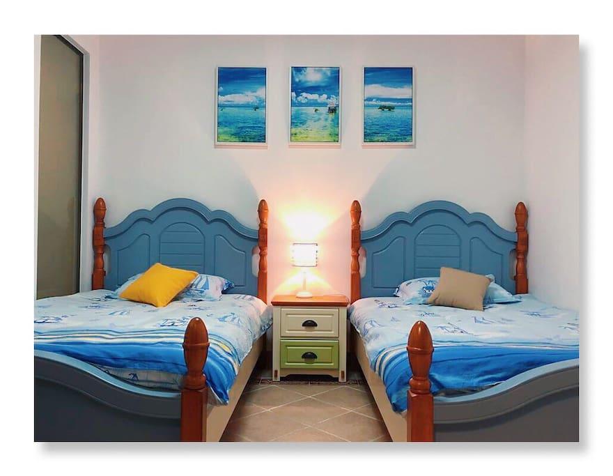 1.2米双床房