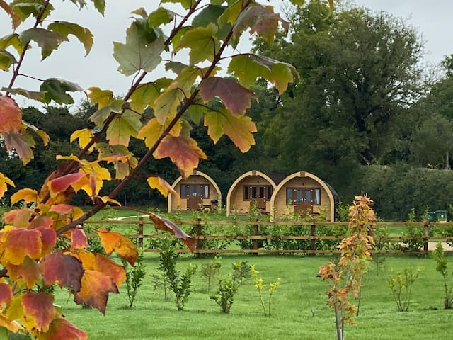 Southwell Retreat Luxury Glamping Pods