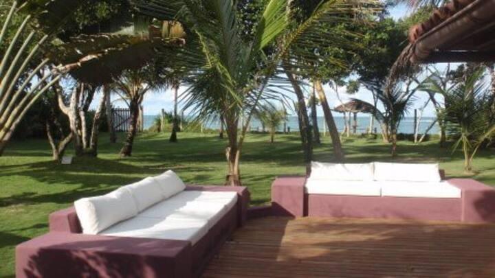 La Rose Beachfront Villa