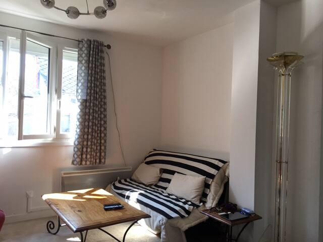 Charmant appartement 45m2 au centre historique
