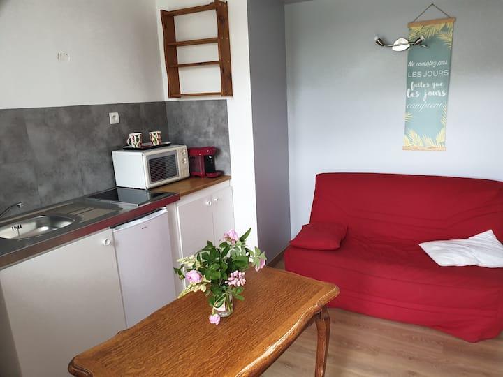 Appartement au cœur de la Montagne Ardéchoise