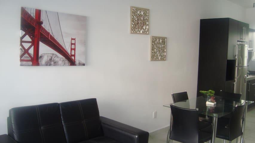 New 2 Bedroom/2 Ba - Ground Floor Apartarment