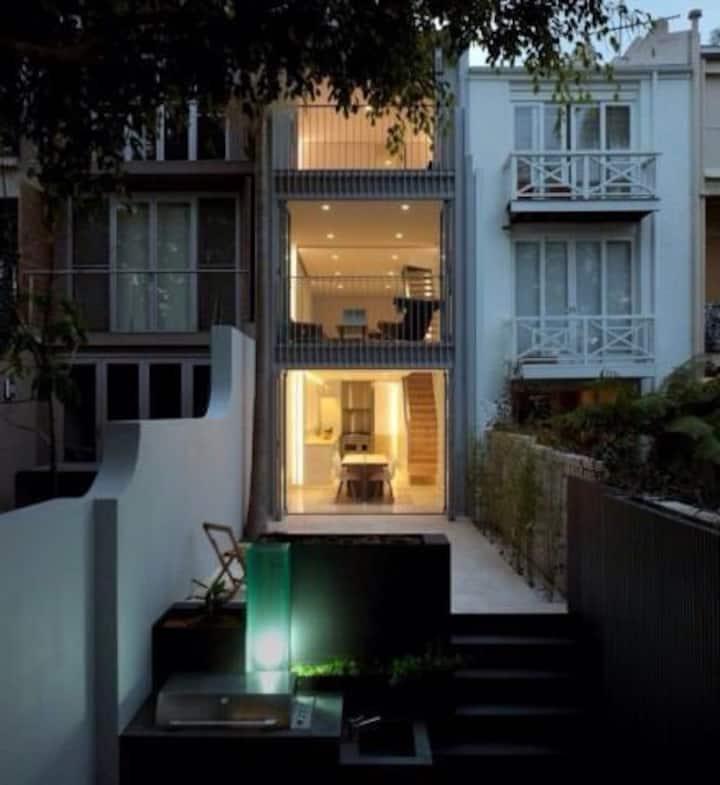 Private room in a contemporary Paddington terrace