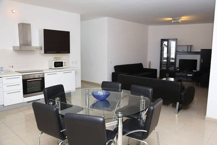 Apartment in Swieqi next to St'Julians & Paceville
