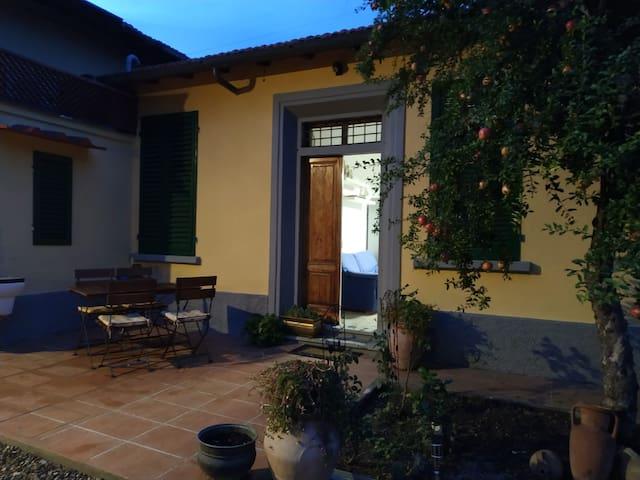 Casa Marella, piccola oasi a Firenze!
