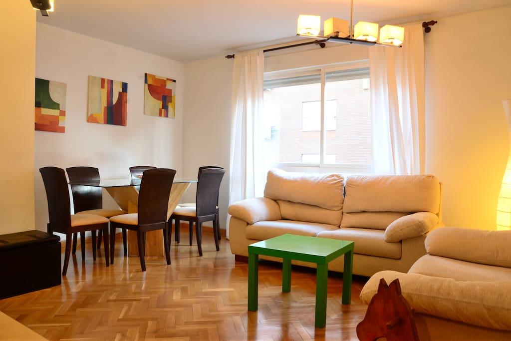 Piso amplio y acogedor en alcal de henares apartamentos en alquiler en alcal de henares - Alquiler de apartamentos en alcala de henares ...
