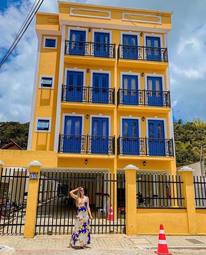 Flat Mobiliado - Praça de Guaramiranga