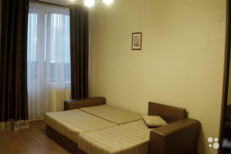 Comfortable apartment, Butlerova 11