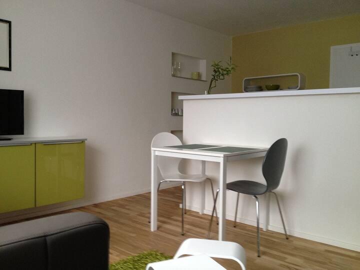stylisches Apartment in Bahnhofsnähe