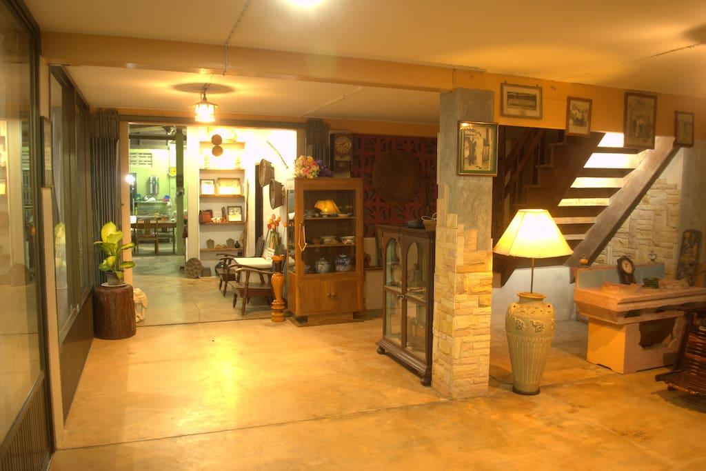house lobby