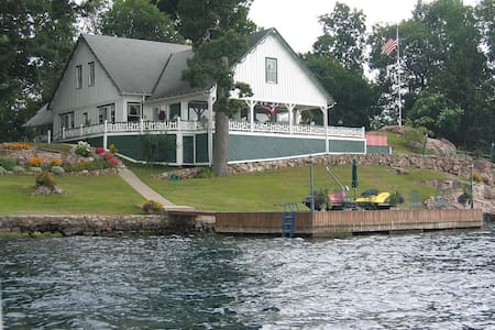 1000 Islands Great Camp - Alexandria Bay - Rumah