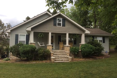 Sunshine Bungalow Charmer - Ringgold