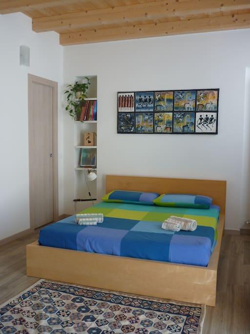 Zona notte / Sleeping quarters