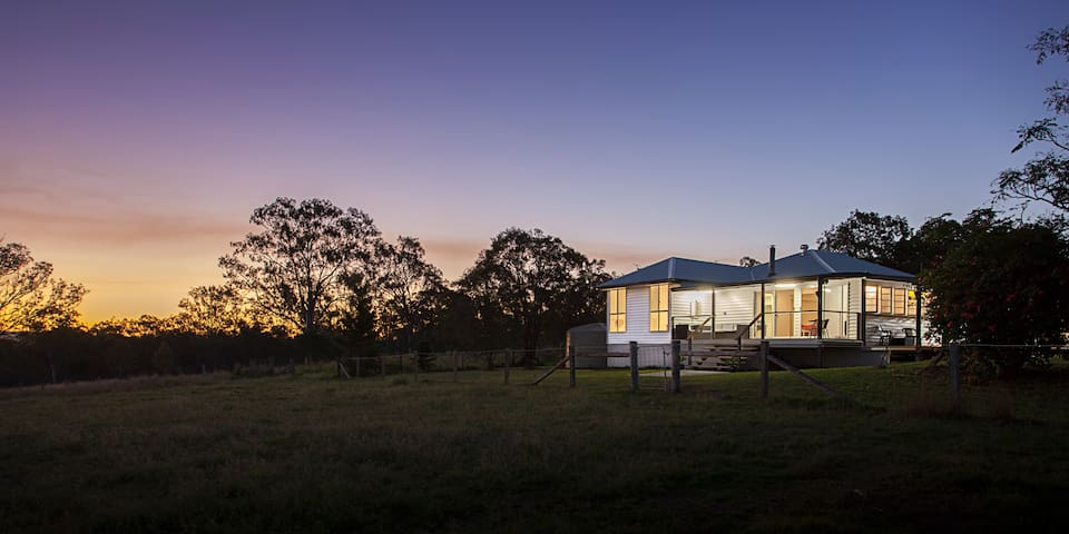 Wanora - Brisbane Valley Cottage