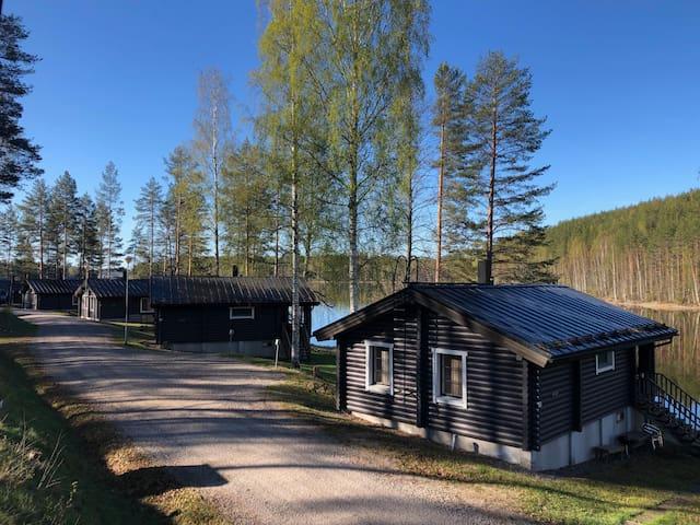 Cozy cottage in Puumala at Saimaa lake