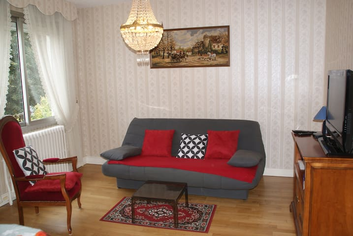 Maison individuelle CHALONS, 2 chambres, sdb