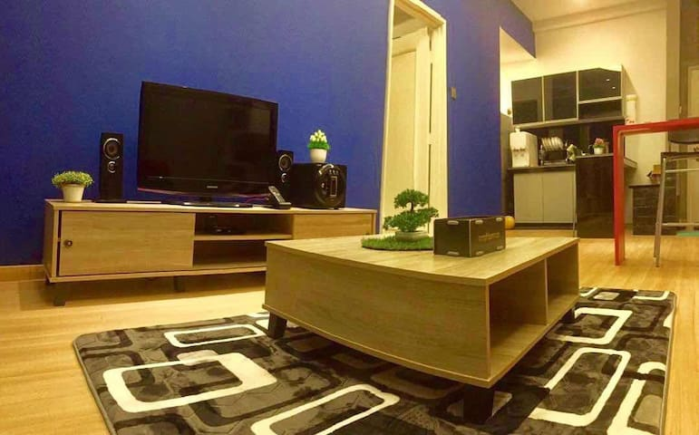 Harmony Home 51 @ Mahkota Melaka/100mbps WiFi