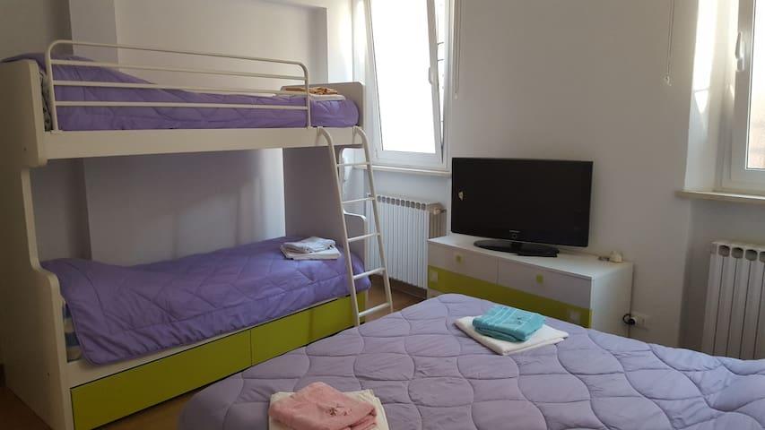 Carlo Mayr Apartment, appartamento fino a 7 posti