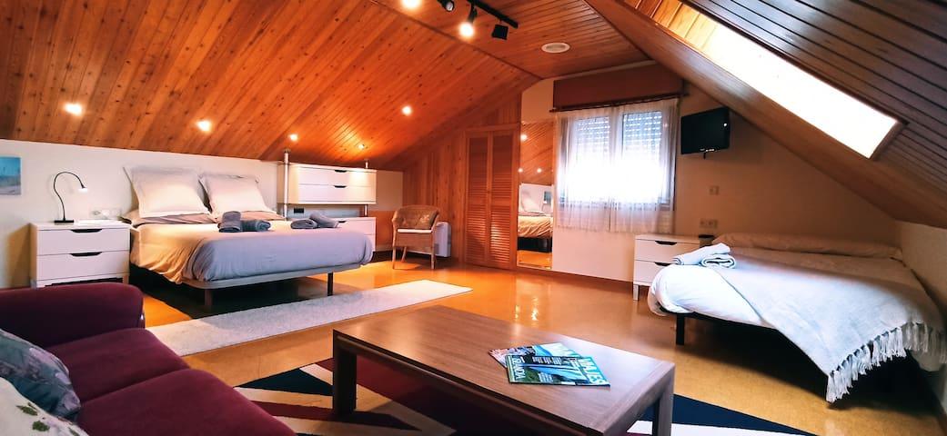 Habitación 2+1