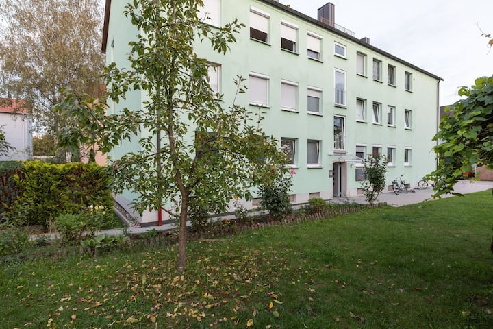 Secluded Holiday Home in Herzogenaurach near City Centre