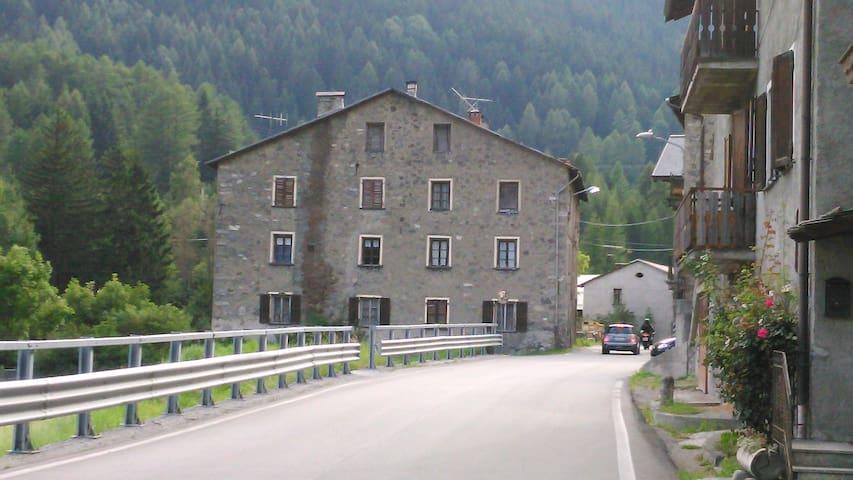 Stanza condivisa vicino a Bormio - Seghetto - Dorm