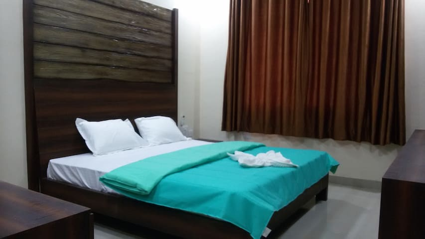 2BHK Plush Apartment in Velsao - South Goa - Lägenhet