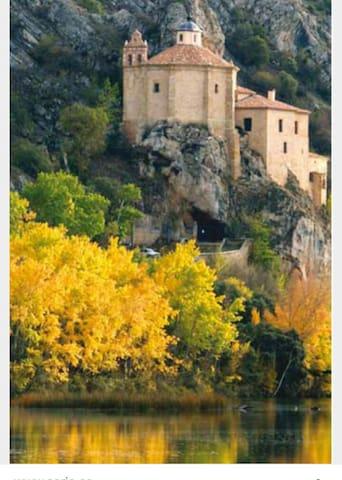 Bonito y acogedor piso en Soria - Soria - Rumah