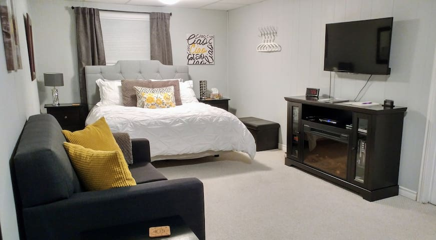 Studio Apartment -Your Home Away From Home