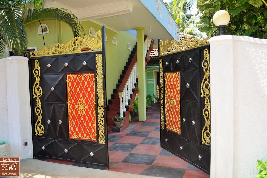 In the heart of Kallady...