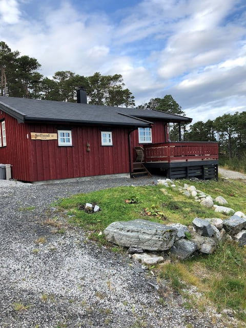 Sollund, Lensvik