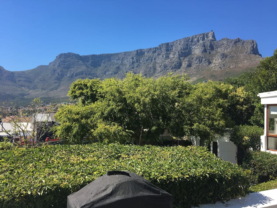 One of the best views in Cape Town