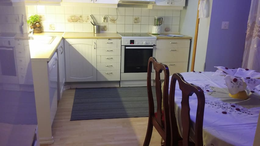Beautiful Apt with nature and 20 min to the center - Oslo kommune - Apartamento