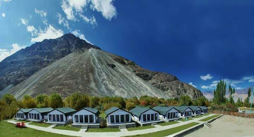 Nubra Summer Camp - Hunder - Tent