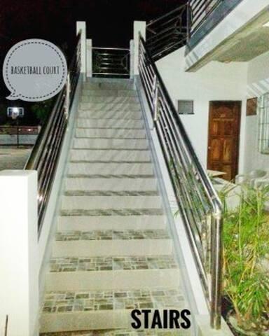 Ilocano's way transient house
