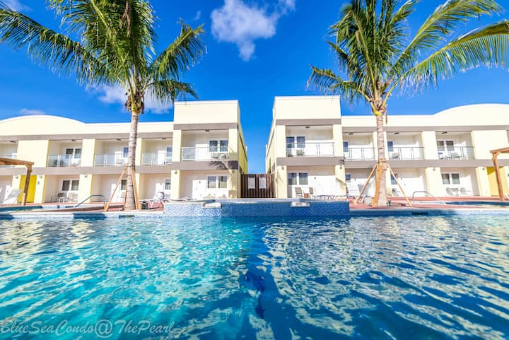 Blue Sea Condo- Eagle Beach! 30% OFF